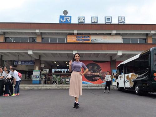 Miko Lan Trinh tiếp sức du học sinh Việt Nam tại Nhật Bản - 2