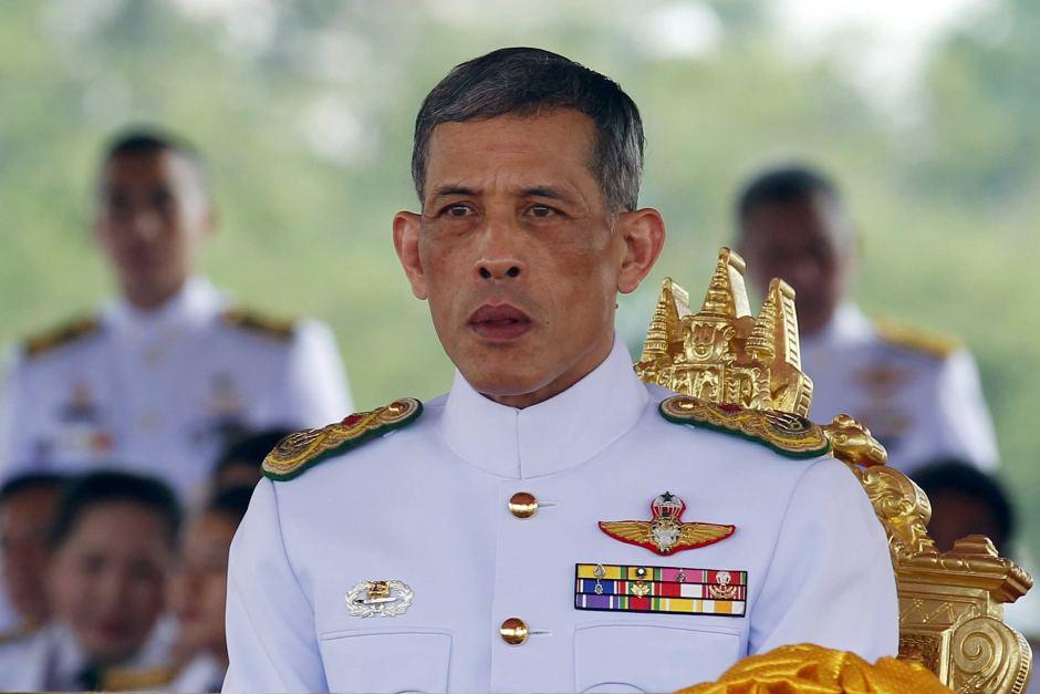 Thái Lan chính thức có nhà vua mới - 1