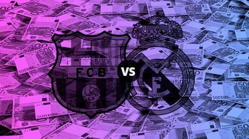 """Kinh điển Barca – Real: Siêu đội hình """"tỉ đô"""" - 1"""