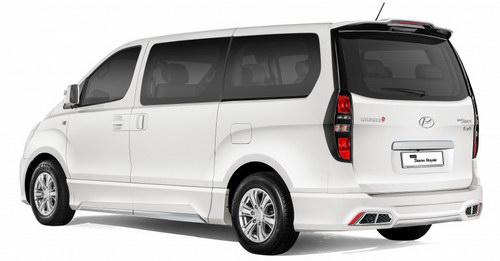 Hyundai Starex 2017: Sang trọng và hiện đại hơn - 2