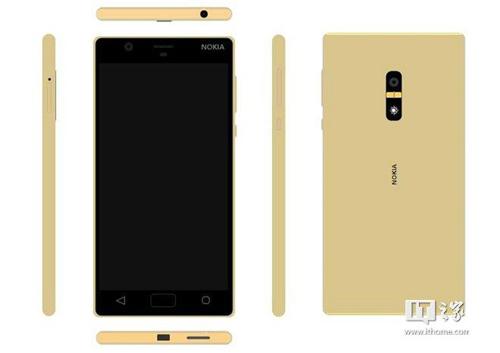 Nokia D1C có hai phiên bản cấu hình khác nhau - 1