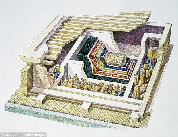 Kì diệu xác ướp TQ 2.100 năm tuổi hầu như nguyên vẹn - 3
