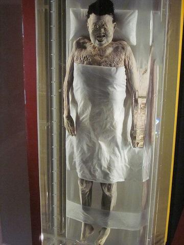 Kì diệu xác ướp TQ 2.100 năm tuổi hầu như nguyên vẹn - 1