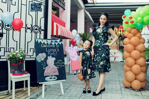 Bị tố bỏ bê con, Linh Nga nuôi dạy con gái ra sao? - 5