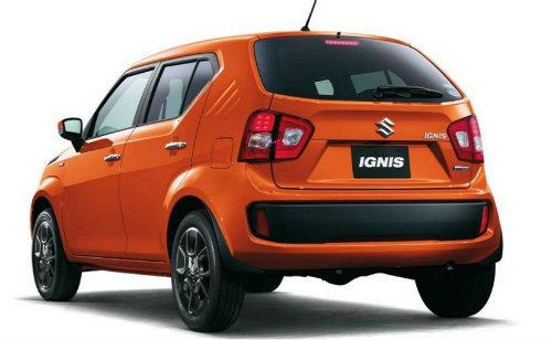 Maruti Suzuki Ignis sắp ra mắt, giá 165 triệu đồng - 2