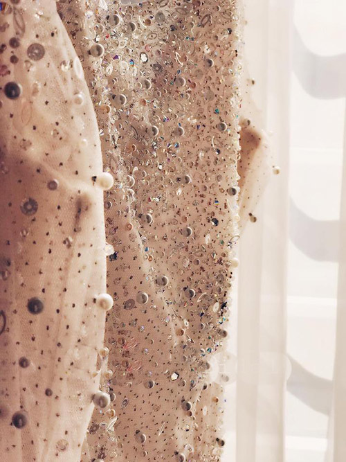 """""""Lóa mắt"""" với váy cưới 100 triệu của MC VTV - 9"""