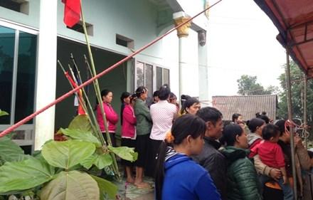 """Thảm án ở Hà Giang: """"Thấy bố điên lên phải chạy ngay"""" - 1"""