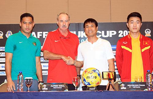 Bán kết AFF Cup: Riedl nổi giận, Hữu Thắng bản lĩnh - 8