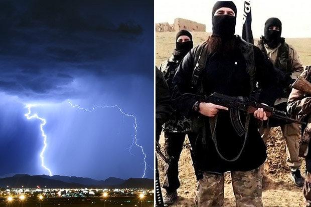 """Hàng chục phiến quân IS bị """"trời diệt"""" ở Iraq - 1"""