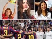 Mỹ nhân Barca – Real đọ sắc: Kinh điển ngoài đường pitch