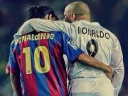Bóng đá - Kí ức Barca – Real: Ro béo & Ro vẩu rực sáng trận cầu 6 bàn