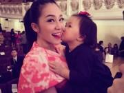 Bị tố bỏ bê con, Linh Nga nuôi dạy con gái ra sao?