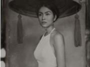 Hà Tăng đẹp lạ lẫm trong bộ ảnh thiếu nữ xưa