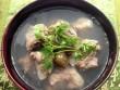 Ngon cơm với sườn non nấu sấu