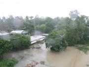 Tin tức trong ngày - Quảng Nam: Nước lên nhanh, 2 mẹ con bị lũ cuốn trôi