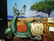 Ngắm Vespa LVX150 3Vie Safari, Vespa PX125 trình làng