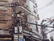 Hà Nội lọt top 3 nơi có dây điện chằng chịt nhất thế giới