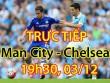 TRỰC TIẾP bóng đá Man City - Chelsea: Pep xem Conte hay nhất NHA