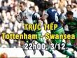 Chi tiết Tottenham - Swansea: Tra tấn đối thủ (KT)