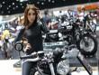 Đốt mắt với dàn chân dài tại Thai Moto Expo 2016