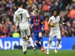 TRỰC TIẾP Barcelona - Real Madrid: Messi hụt cơ hội