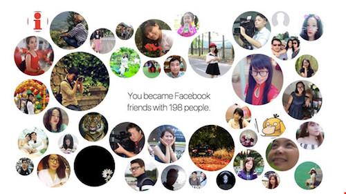 Phát sốt với tính năng Year In Review trên Facebook - 3