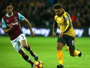 Chi tiết West Ham - Arsenal: Mưa bàn thắng (KT)