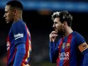 Barca hòa Siêu kinh điển: Messi, Neymar đáng trách