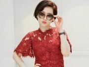 Hoa hậu Giáng My U50 sành điệu, mướt mắt hơn hẳn gái 20
