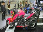 Suzuki GSX-S750 giá 220 triệu đồng, đối đầu Yamaha MT-07