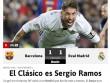 Báo chí thế giới cạn lời vì siêu Ramos, Real bản lĩnh số 1