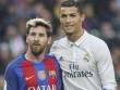 """Barca – Real cực nóng, Messi – Ronaldo vẫn """"tình cảm"""""""