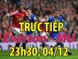 TRỰC TIẾP bóng đá Everton - MU: Ngày vui qua mau