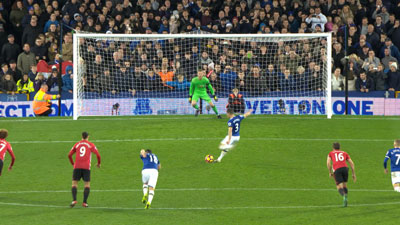 Chi tiết Everton - MU: Oan nghiệt penalty (KT) - 9