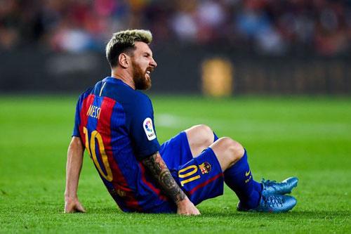 """Messi, từ """"Vua Siêu kinh điển"""" hóa người tầm thường - 2"""