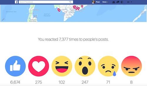 Bạn đã bấm nút Like bao nhiêu lần trong năm 2015? - 1