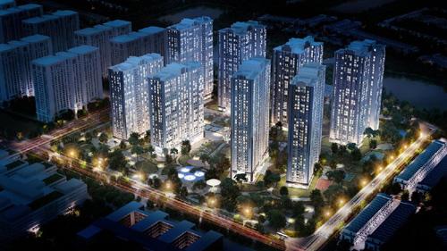 Vingroup ra mắt thương hiệu bất động sản đại chúng Vincity - 1