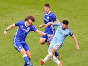 "Vụ ẩu đả trận Man City – Chelsea: Luiz ""vỗ về"" Aguero"