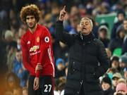 """""""Nuốt đắng"""" quả 11m, Mourinho nói MU đá hay hơn"""