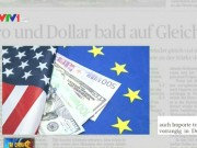 Tài chính - Bất động sản - Đồng USD được dự báo sẽ sớm ngang giá Euro