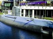 Thế giới - Siêu tàu ngầm Hitler muốn dùng để thống trị thế giới