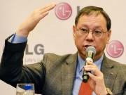 CHÍNH THỨC: LG Electronics có Giám đốc điều hành mới