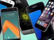 Thời trang Hi-tech - Top 10 smartphone Android mạnh nhất 2016