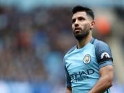 "Aguero bị cấm dài hạn, Pep – Man City ""vỡ mặt"""