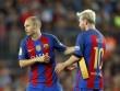 Barca: Không Iniesta, tam tấu chỉ Messi biết tỏa sáng