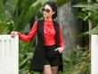 Cô nàng lãng mạn với BST Vũ khúc đông của Thu Thủy Fashion