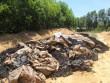 Kỷ luật chủ tịch phường để trăm tấn rác thải Formosa chôn trái phép