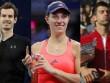 Bão tố tennis 2016: Murray quật đổ Djokovic, Federer & Sharapova hạn nặng (P1)