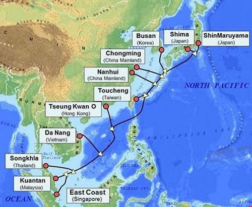 Internet Việt Nam đi quốc tế sẽ nhanh hơn 20 lần - 1