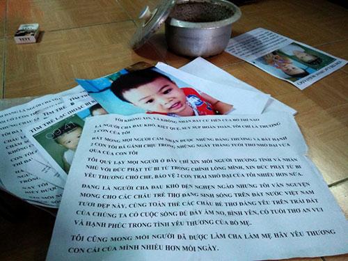 Cha quỳ lạy giữa Sài Gòn tìm con: Bé ở Đồng Nai cùng mẹ - 3